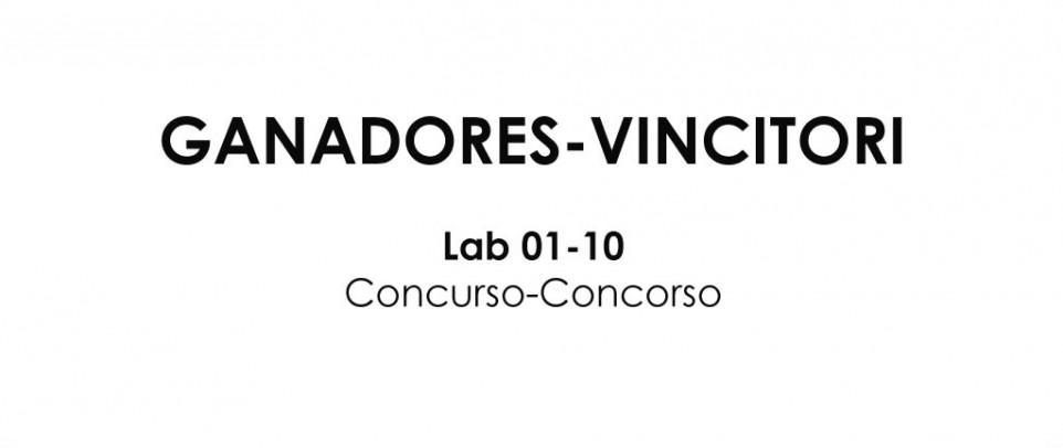 GANADORES LAB01